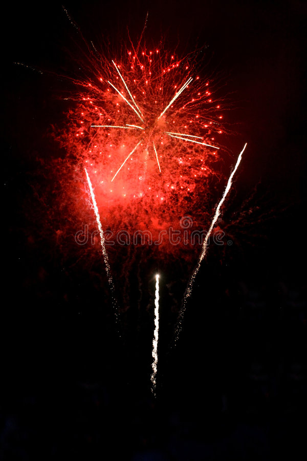 Download Salut fotografia stock. Immagine di firecracker, backgrounds - 7316662