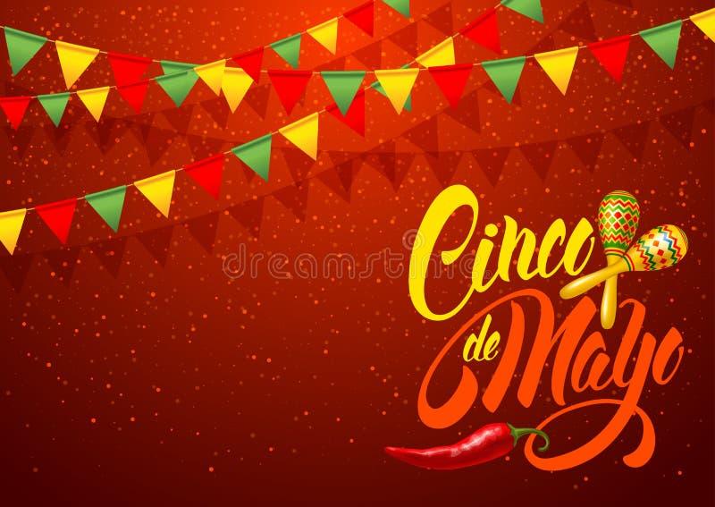 Salutation de Cinco de Mayo