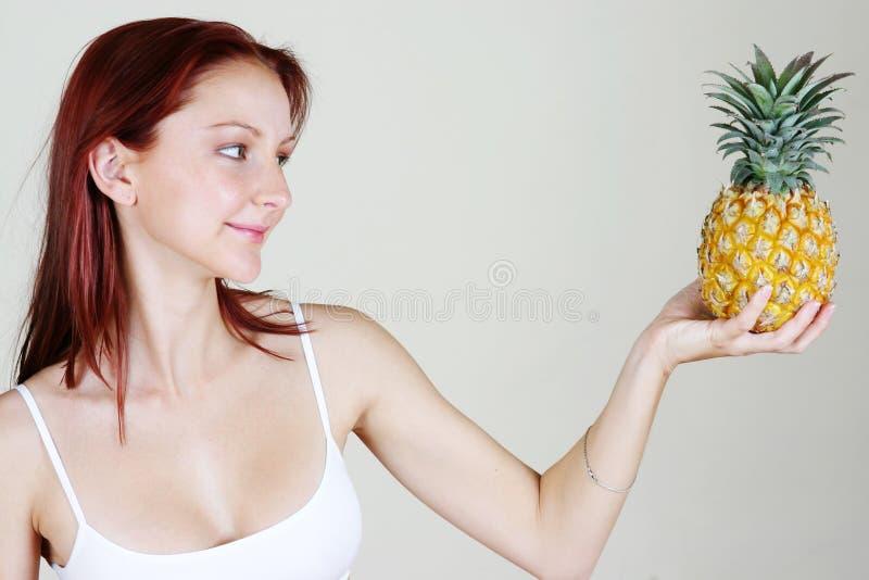Download Salute Di Readhead & Bellezza 2 Fotografia Stock - Immagine di organico, dieta: 220498