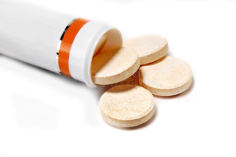 Salute medica del farmaco delle droghe delle medicine delle compresse delle pillole immagine stock libera da diritti