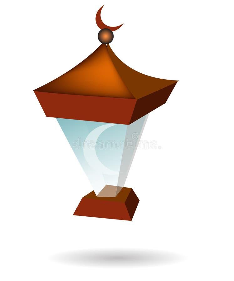 Saluti di Ramadan illustrazione di stock