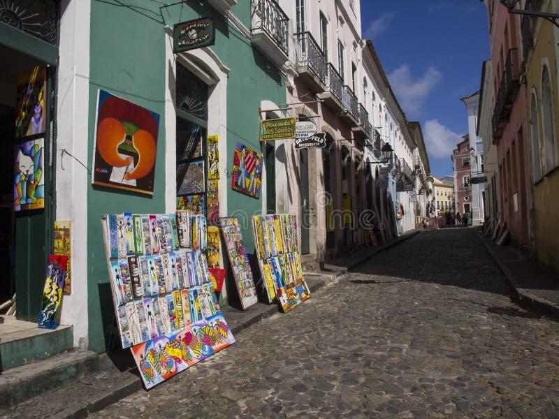 Salvador arkivbilder