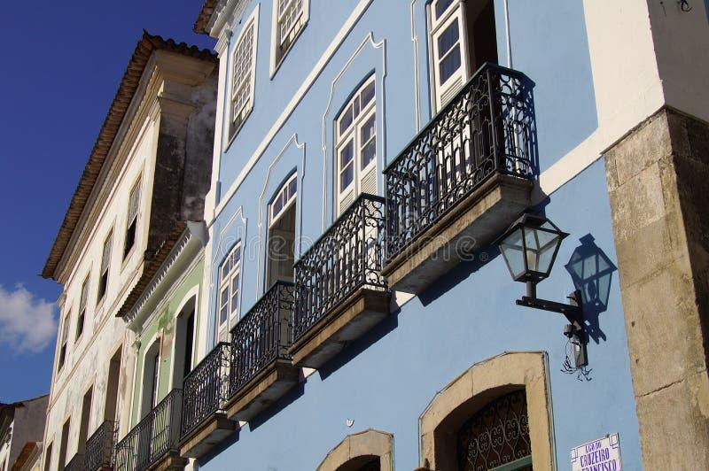 Download Salvador immagine stock. Immagine di estratto, veranda - 350561