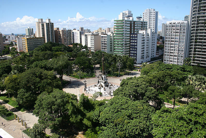 Salvador, Bahia, Brasile fotografia stock libera da diritti