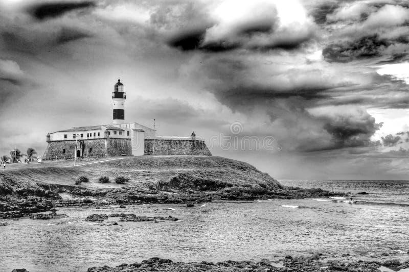 Salvador da Bahia fotografie stock libere da diritti