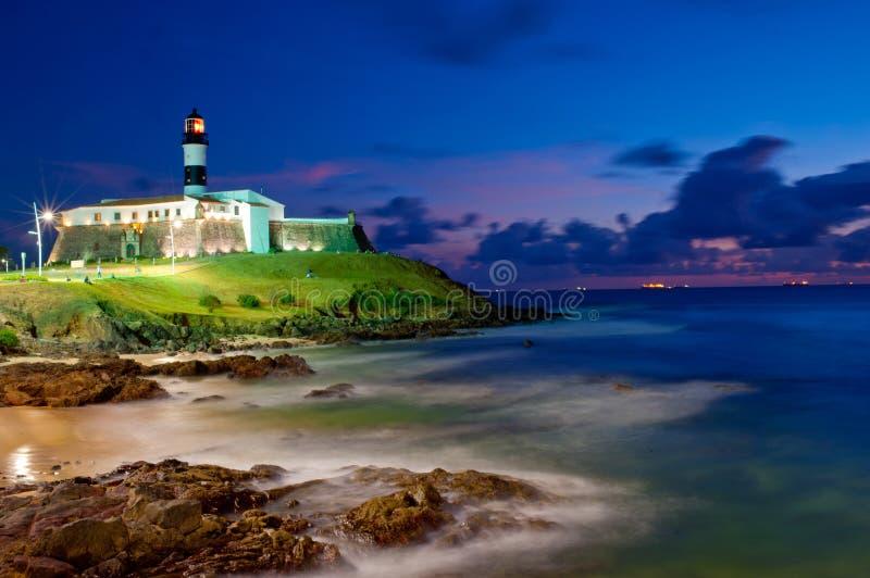 Salvador DA Bahia stock foto's