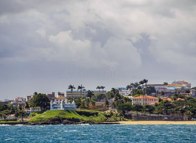 Salvador da Bahia, Brasile fotografia stock