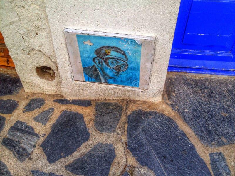 Salvador Dali foto de archivo libre de regalías