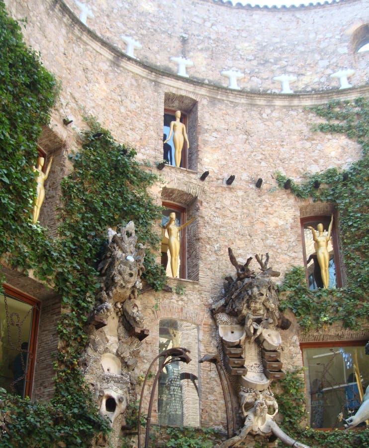 Salvador Dali Museum dans Figueros photo libre de droits