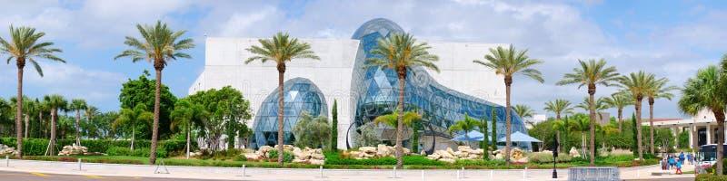 Salvador Dali Museum in Florida royalty free stock photo