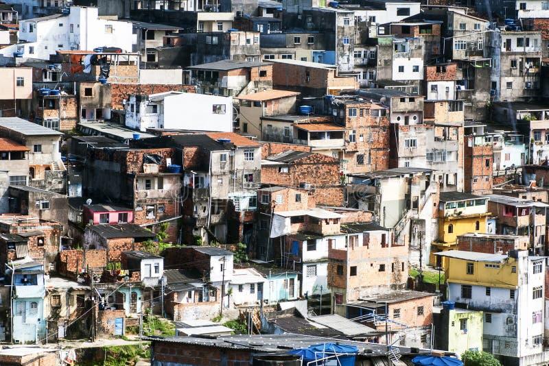 Salvador en Bahía, el Brasil fotos de archivo libres de regalías