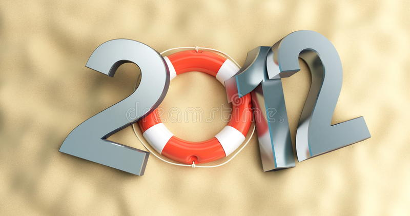 Download Salvation 2012 stock illustration. Image of help, rescue - 20027747