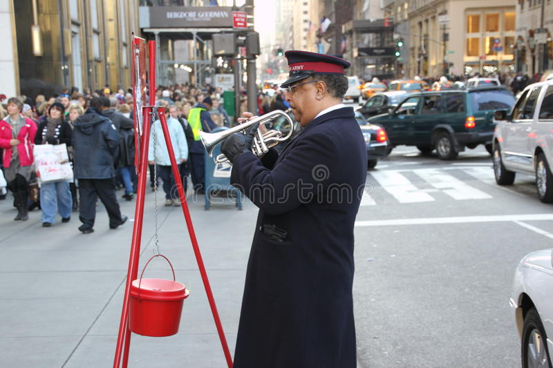Salvation Army stock image