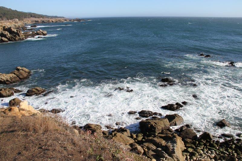 Salz-Punkt-Nationalpark Kalifornien lizenzfreies stockbild