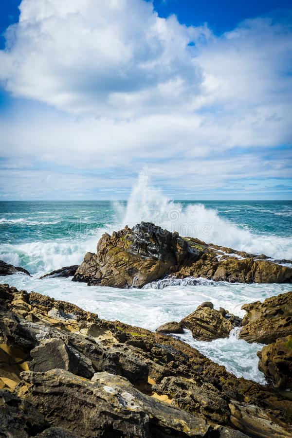 Salz-Punkt-Nationalpark lizenzfreies stockfoto