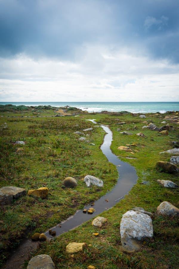 Salz-Punkt-Nationalpark stockbild