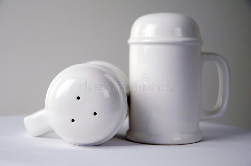Salz Und Pepper-2 Lizenzfreies Stockfoto