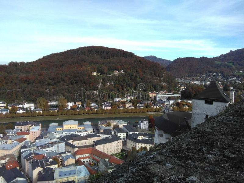 Salzbourg photos stock