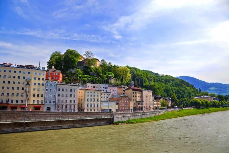 Salzburg lizenzfreie stockbilder