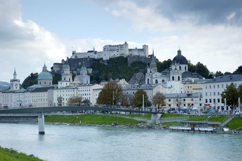 Salzburg foto de archivo