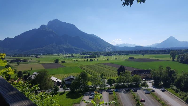 Salzburg arkivfoto
