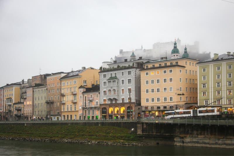 Salzburg, Austria fotografía de archivo libre de regalías