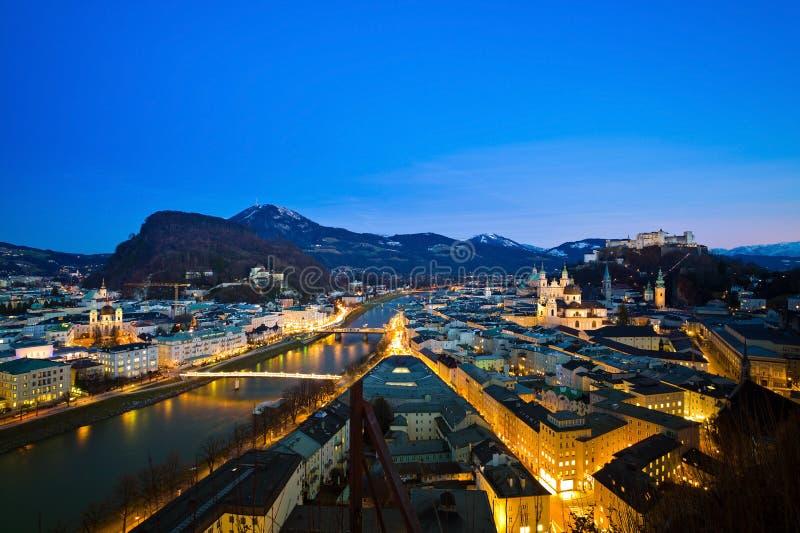 Download Salzburg, Austria, Cityscape Stock Image - Image: 22754451