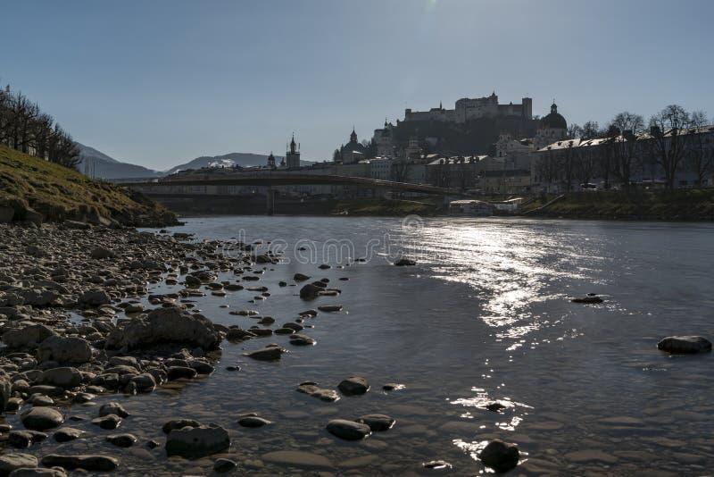 Salzburg stockbild