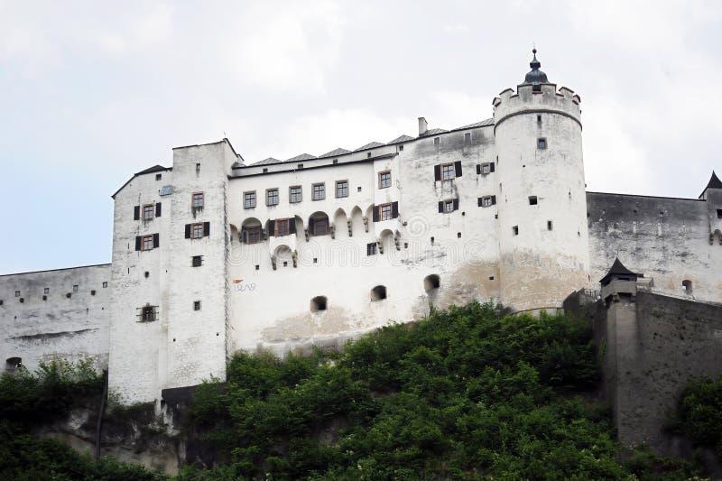 Download Salzburg fortress stock photo. Image of defense, high - 11136690