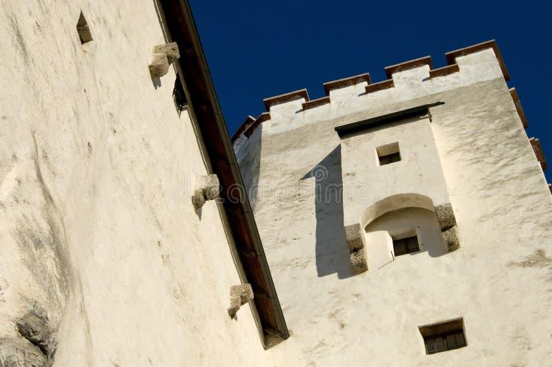 salzburg wieży fotografia royalty free
