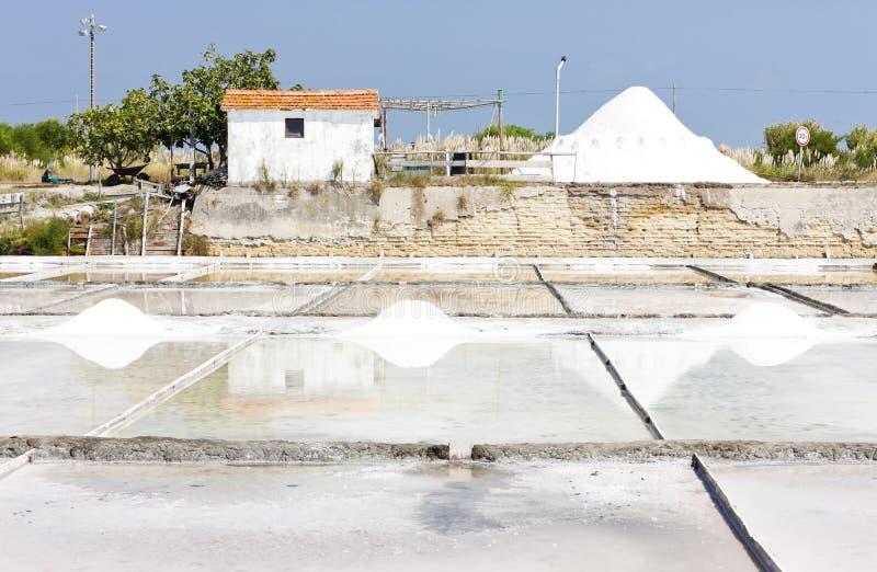Salzig in Troncalhada stockbild