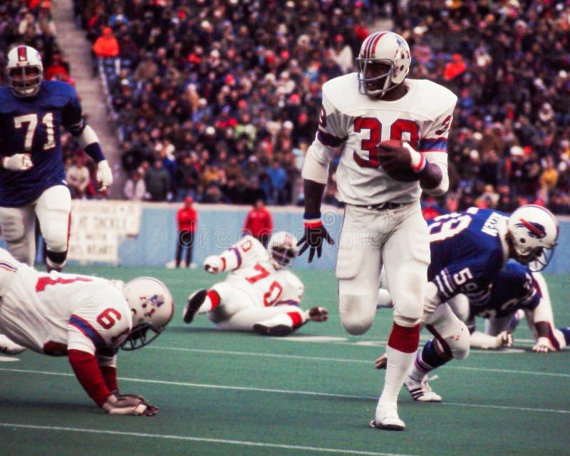 Sam Bam Cunningham, New England Patriots images stock
