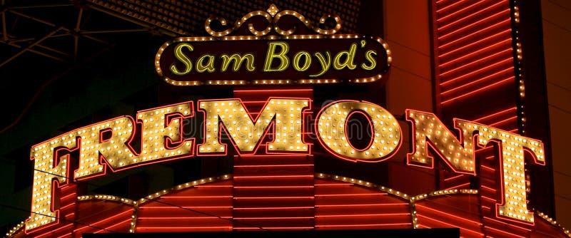 Sam Boyd fotografia de stock