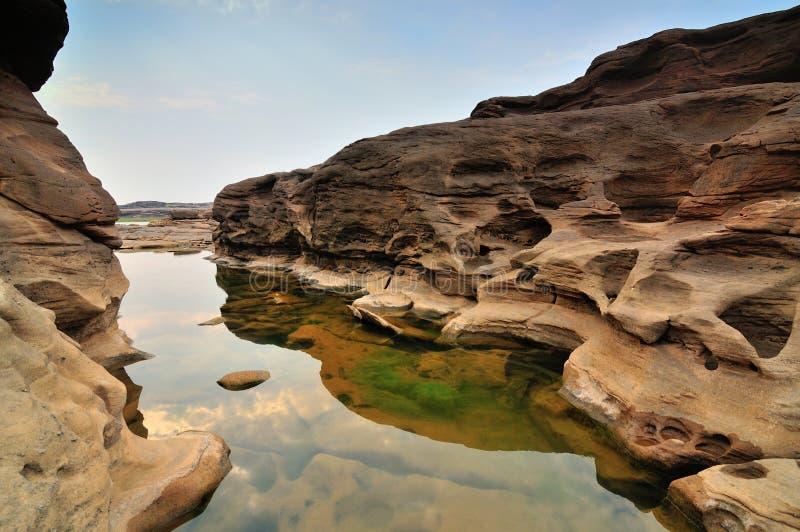Sam-casserole-Bok Grand Canyon images libres de droits