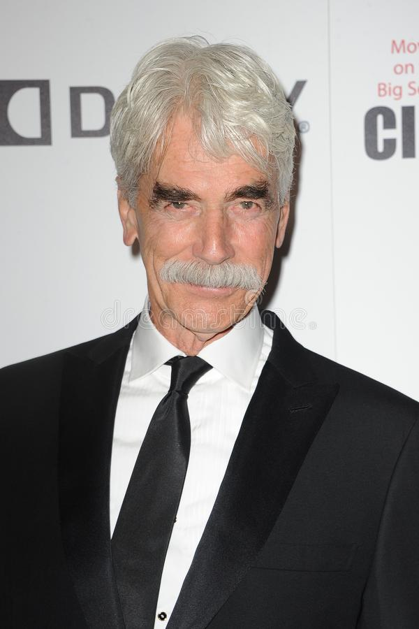 Sam Elliott imagem de stock royalty free