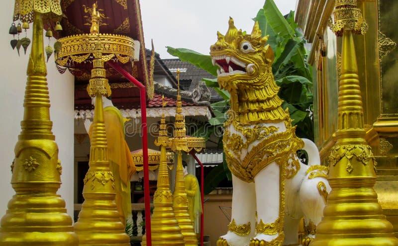 Sam Phan Bok Canyon en Tailandia fotografía de archivo libre de regalías