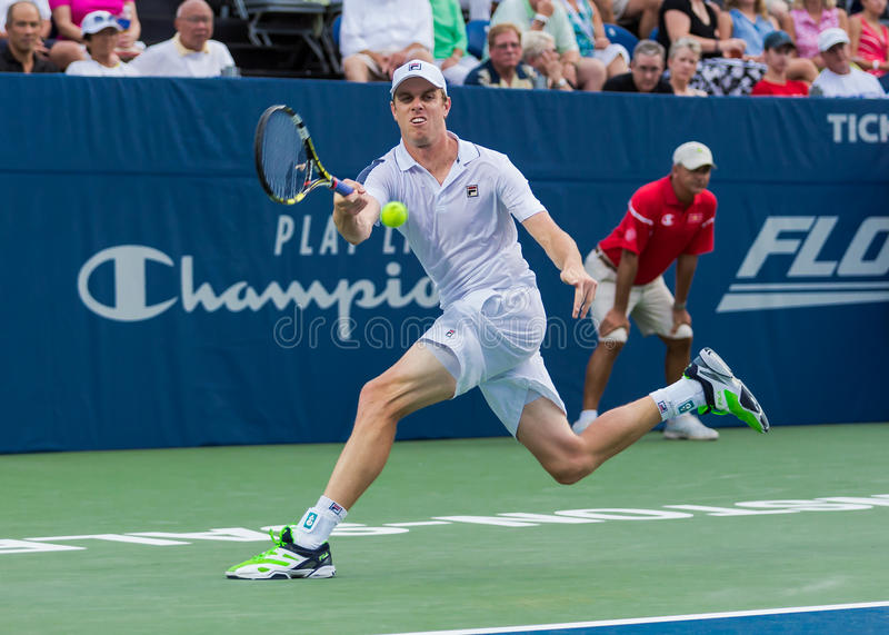 Sam Querrey images stock