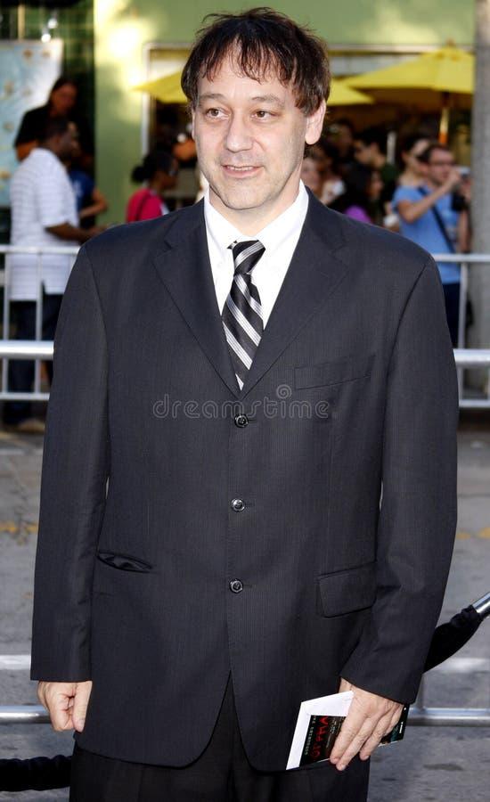 Sam Raimi image libre de droits