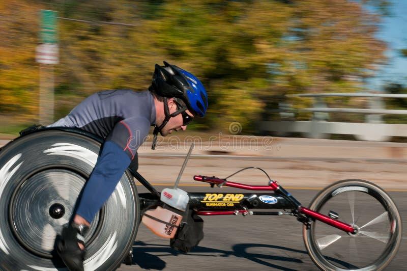 Sam Tebaka - 2010 Twin Cities Marathon stock photos