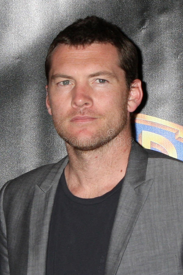 Download Sam Worthington redaktionelles bild. Bild von kasino - 26359080