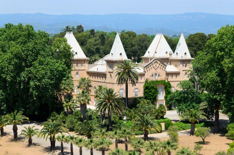 Sama Park in Tarragona stock foto's