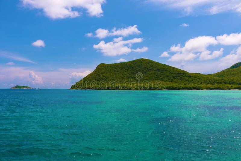 Samae San wyspa obrazy stock