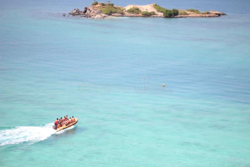 Samae San wyspa obrazy royalty free