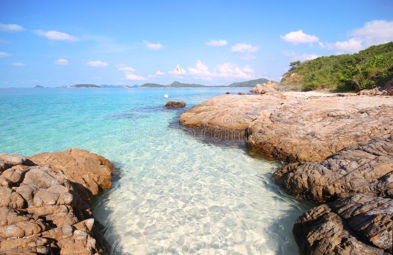 Samae San wyspa, Koh Samae San wyspa zdjęcia royalty free