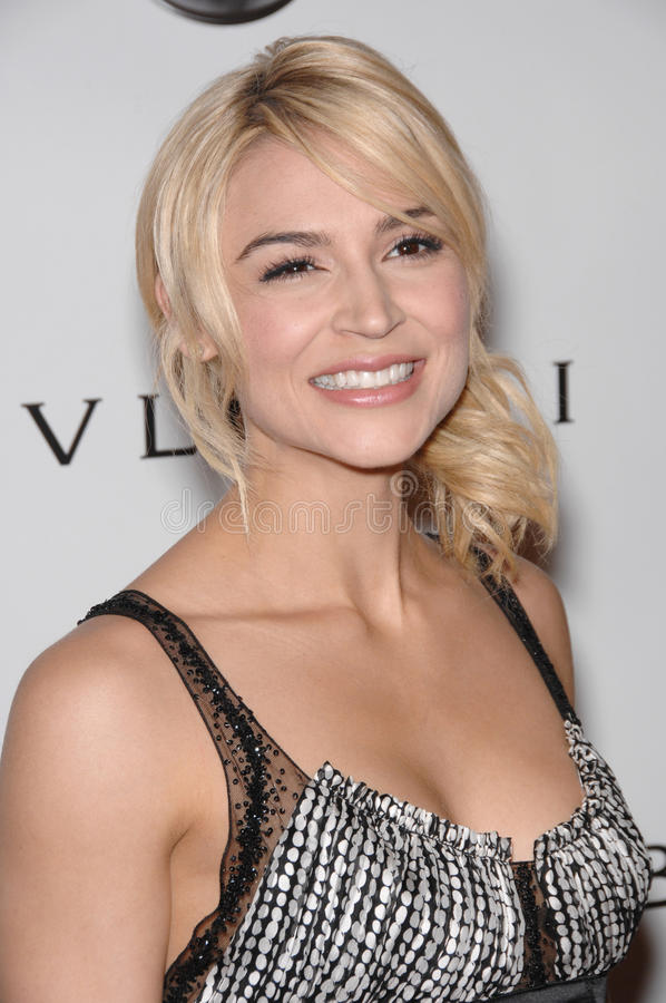 Download Samaire Armstrong editorial image. Image of paramount - 24605250