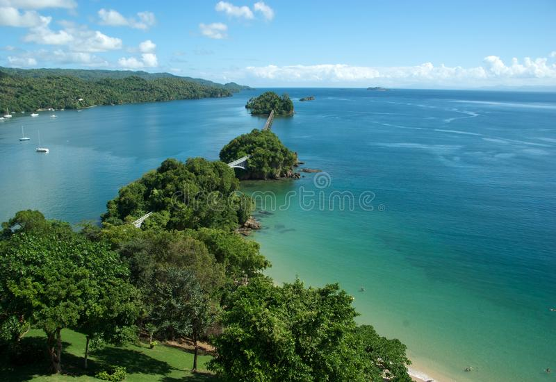 Samana, Dominicaanse Republiek stock foto's