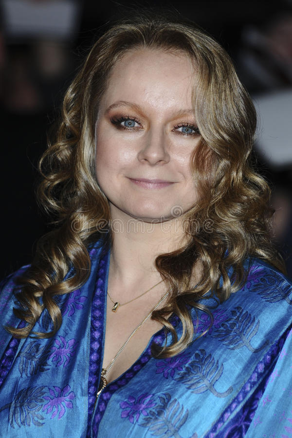Samantha Morton, John Carter royalty free stock photography