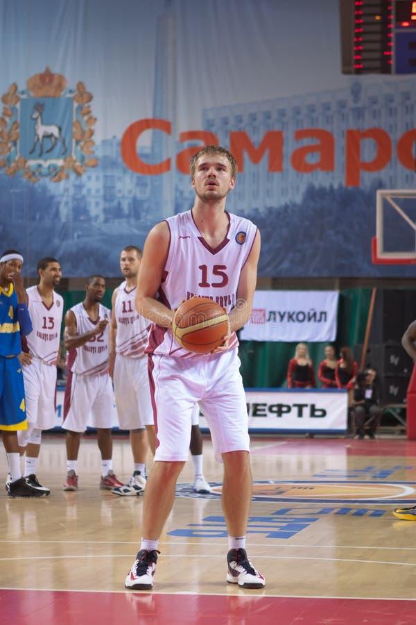Nikita Balashov stock fotografie