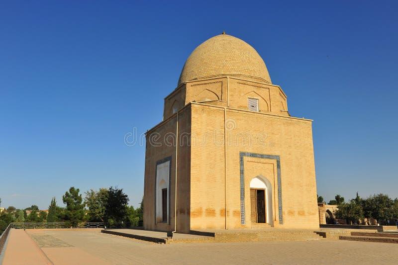 Samarcanda: mausoleo medievale fotografie stock