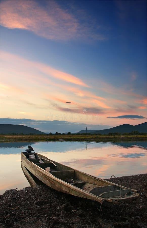 Samarga rzeka zdjęcia royalty free